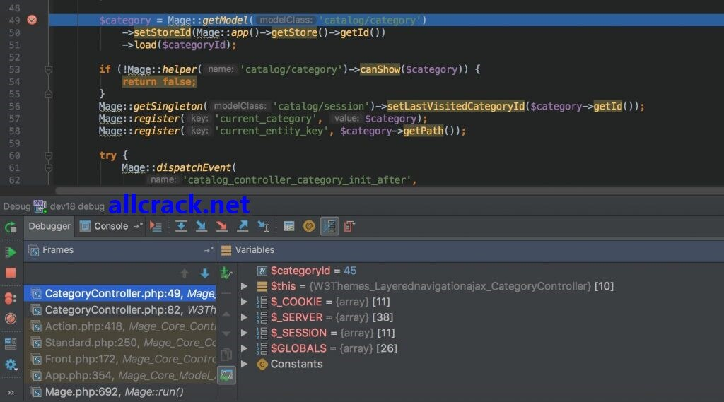 JetBrains PHPStorm 2018.1.3 Crack Free Download