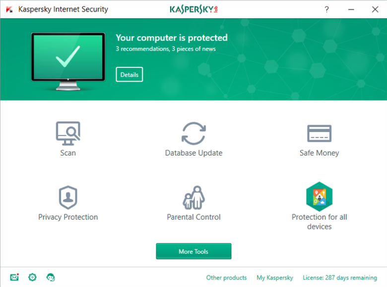 Kaspersky Internet Security 2019 Crack Free Download