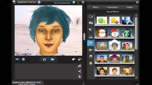 CyberLink YouCam 7.0.4129 Deluxe Pre Activated Free Download