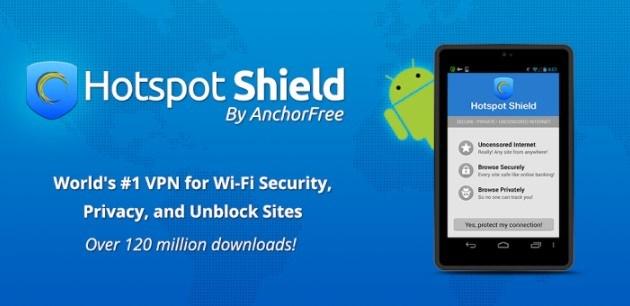 Hotspot Shield Elite v7.20.9 Crack Free Download