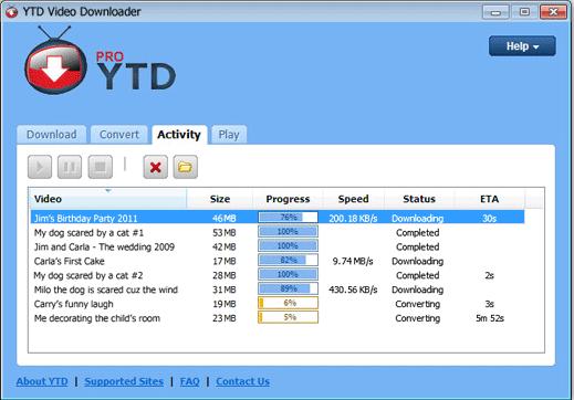 YTD Video Downloader Pro Crack Free Download