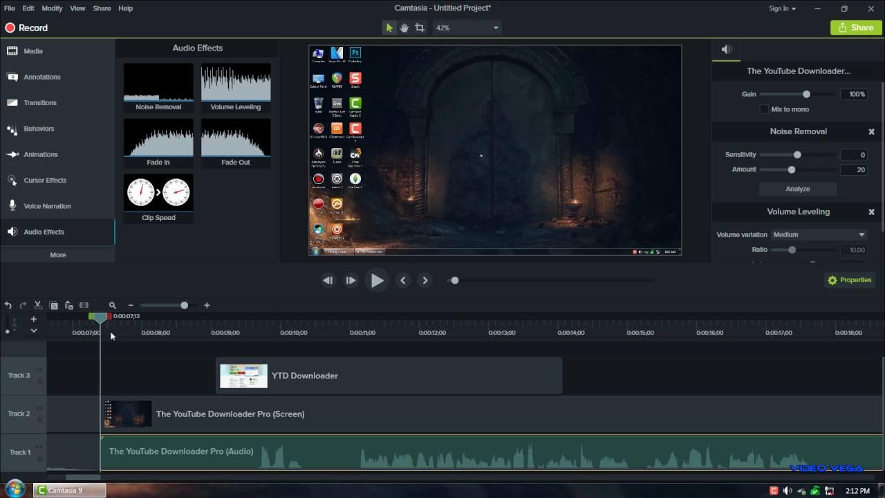 Camtasia Studio 2018 Keygen+Crack Free Download