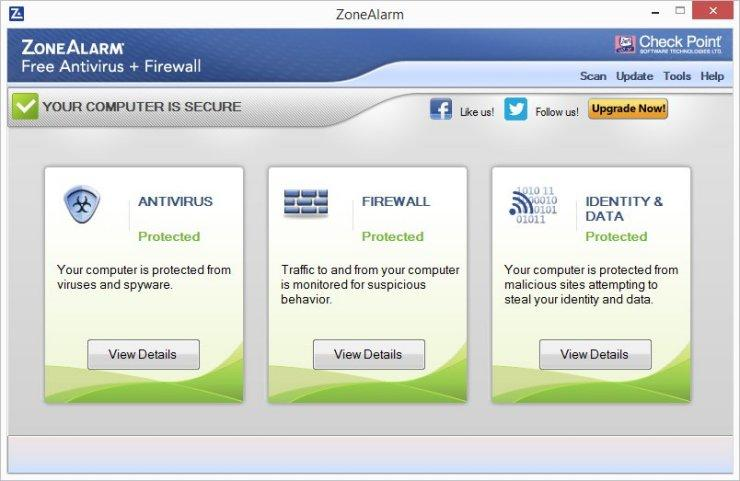 ZoneAlarm Extreme Security 2018 Serial Key+Crack Free Download