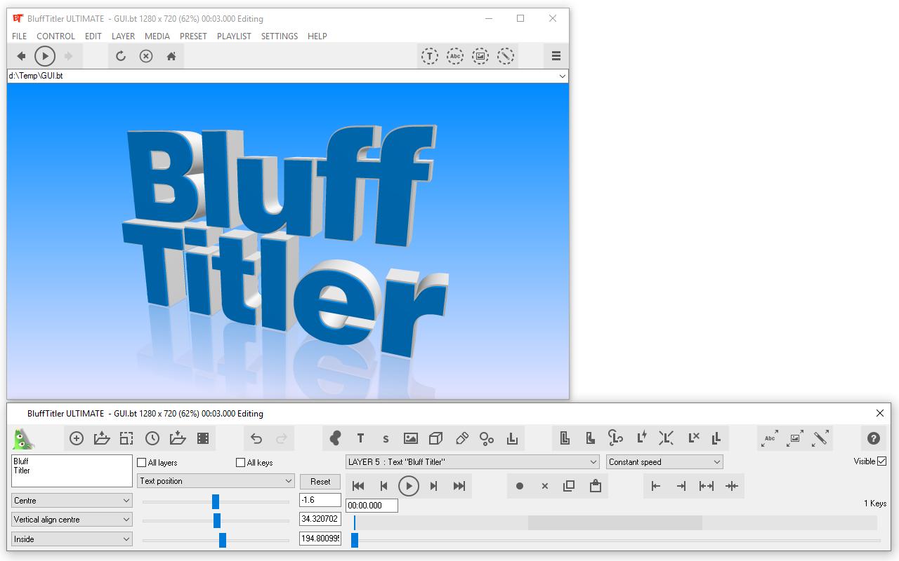 BluffTitler Ultimate 14.1.1.1 Crack Free Download