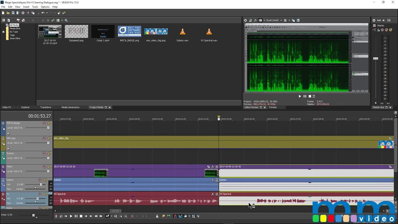 MAGIX VEGAS Pro Setup + Crack Free Download