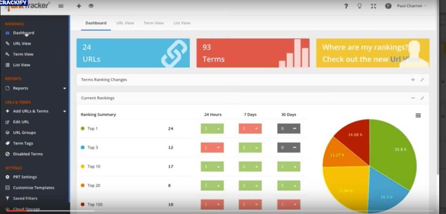 Rank Tracker Enterprise Crack Free Download