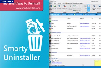 Smarty Uninstaller Crack Free Download