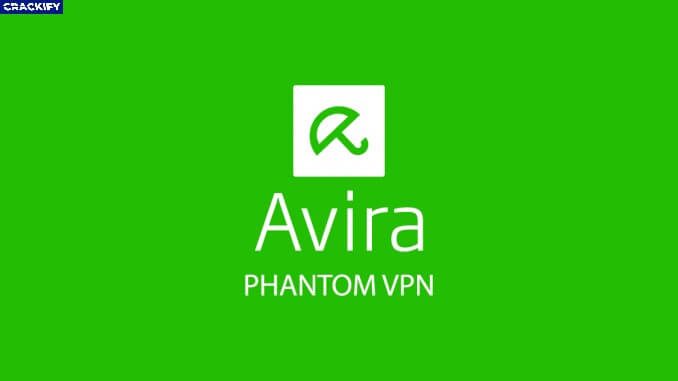 Avira Phantom VPN Pro Crack Free Download