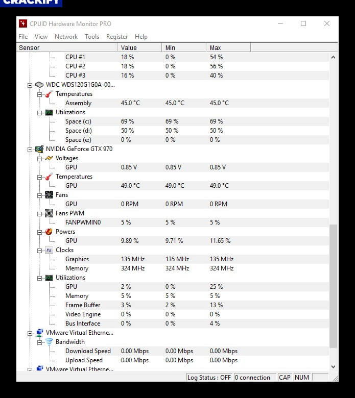 cpuid hwmonitor pc download