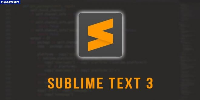 Sublime Text 3 License Key Free Download