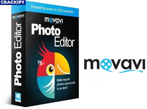 Movavi Photo Editor 5.8.0 Crack Free Download
