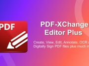 PDF-XChange Editor Plus 8.0 Crack Free Download