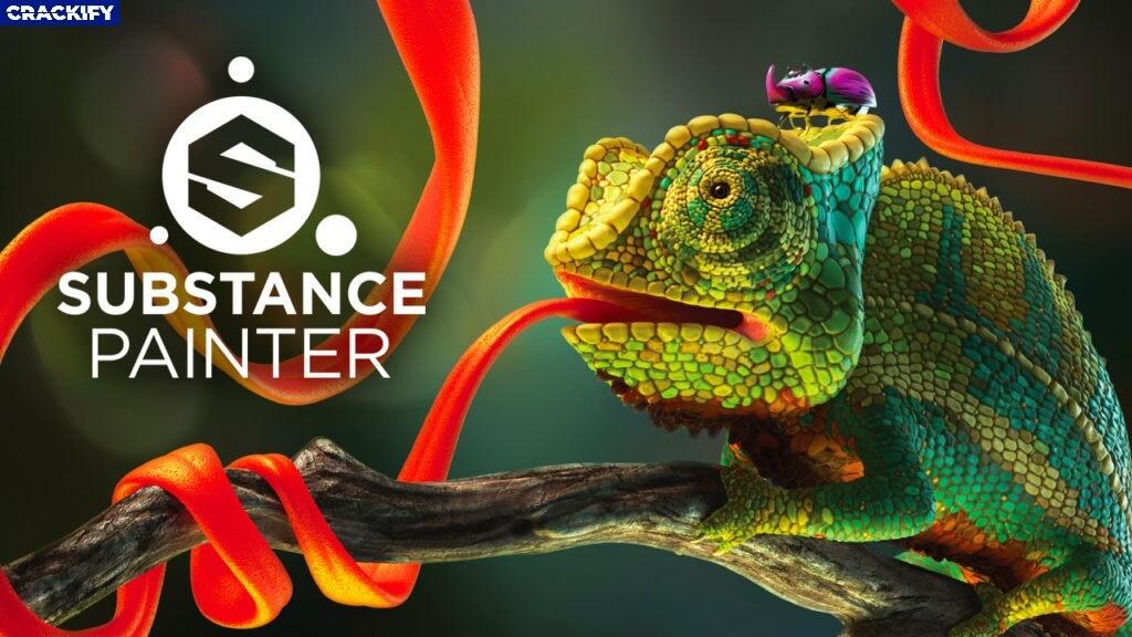 Substance Painter 2019.1.0.3020 Crack Free Download