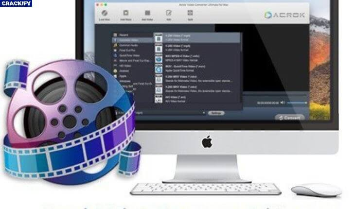 Acrok Video Converter Ultimate 6.5 Crack Free Download