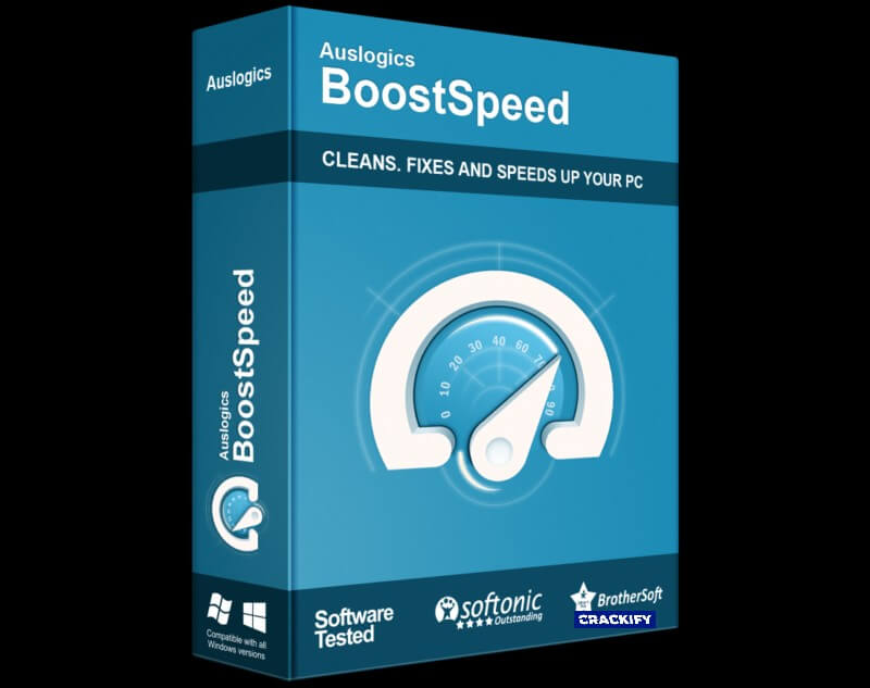 Auslogics BoostSpeed Premium 11 Crack Free Download