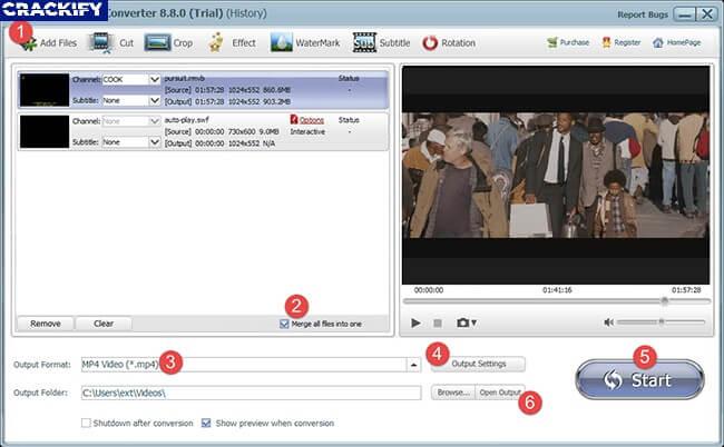 GiliSoft Video Editor 11.3.0 Crack Free Download