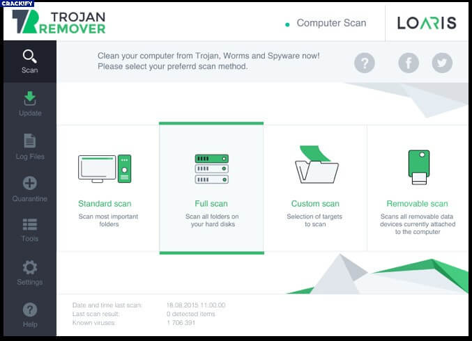 Loaris Trojan Remover 3.0.99 Crack Free Download
