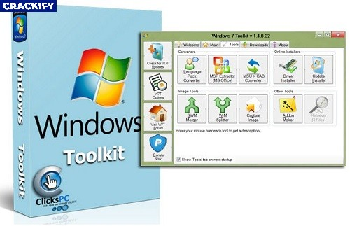 Win Toolkit Crack Free Download