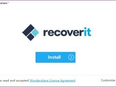 Wondershare Recoverit 7.3 Crack Free Download