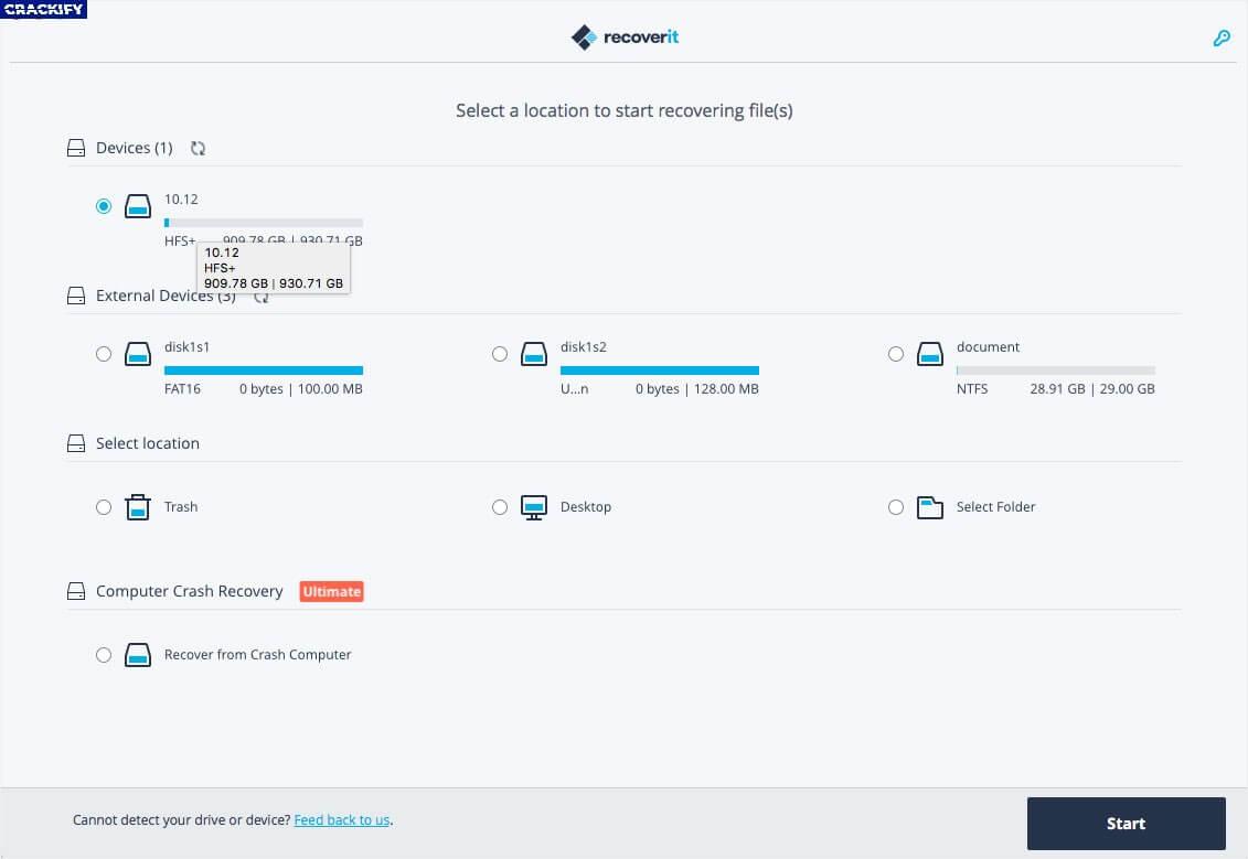 Wondershare Recoverit 7.3 Crack Free Download