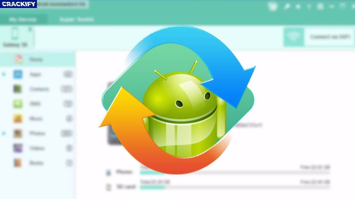 Coolmuster Android Assistant Crack Free Download