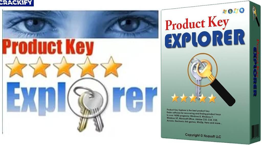 Product Key Explorer Crack Free Download