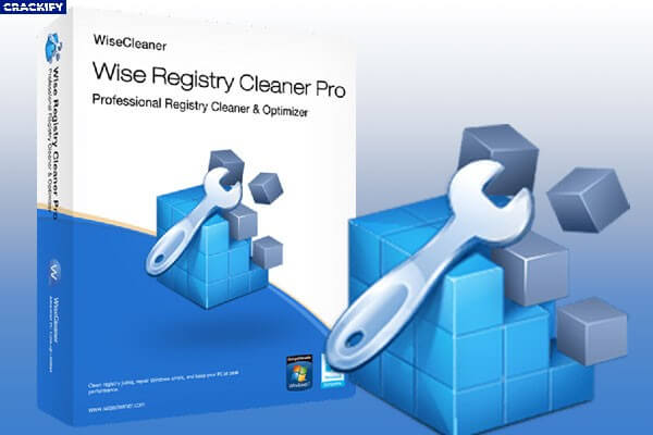 Wise Registry Cleaner Pro Crack Free Download