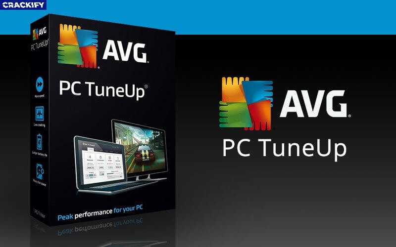AVG PC TuneUp Cover