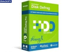 Auslogics Disk Defrag Pro Cover