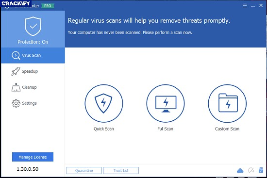 GlarySoft Malware Hunter Pro Screenshot 1