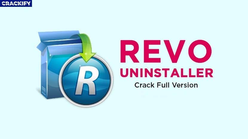 Revo Uninstaller Pro Crack Cover