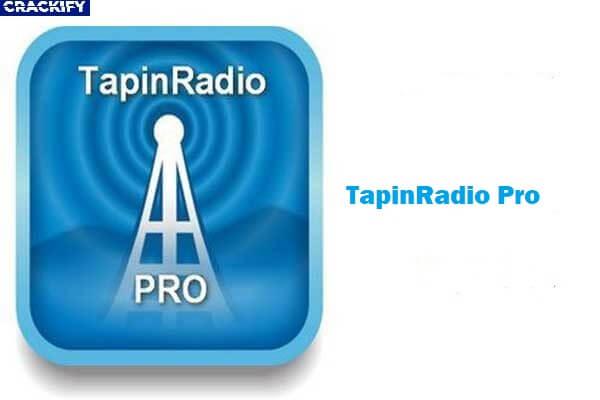 TapinRadio Pro Cover