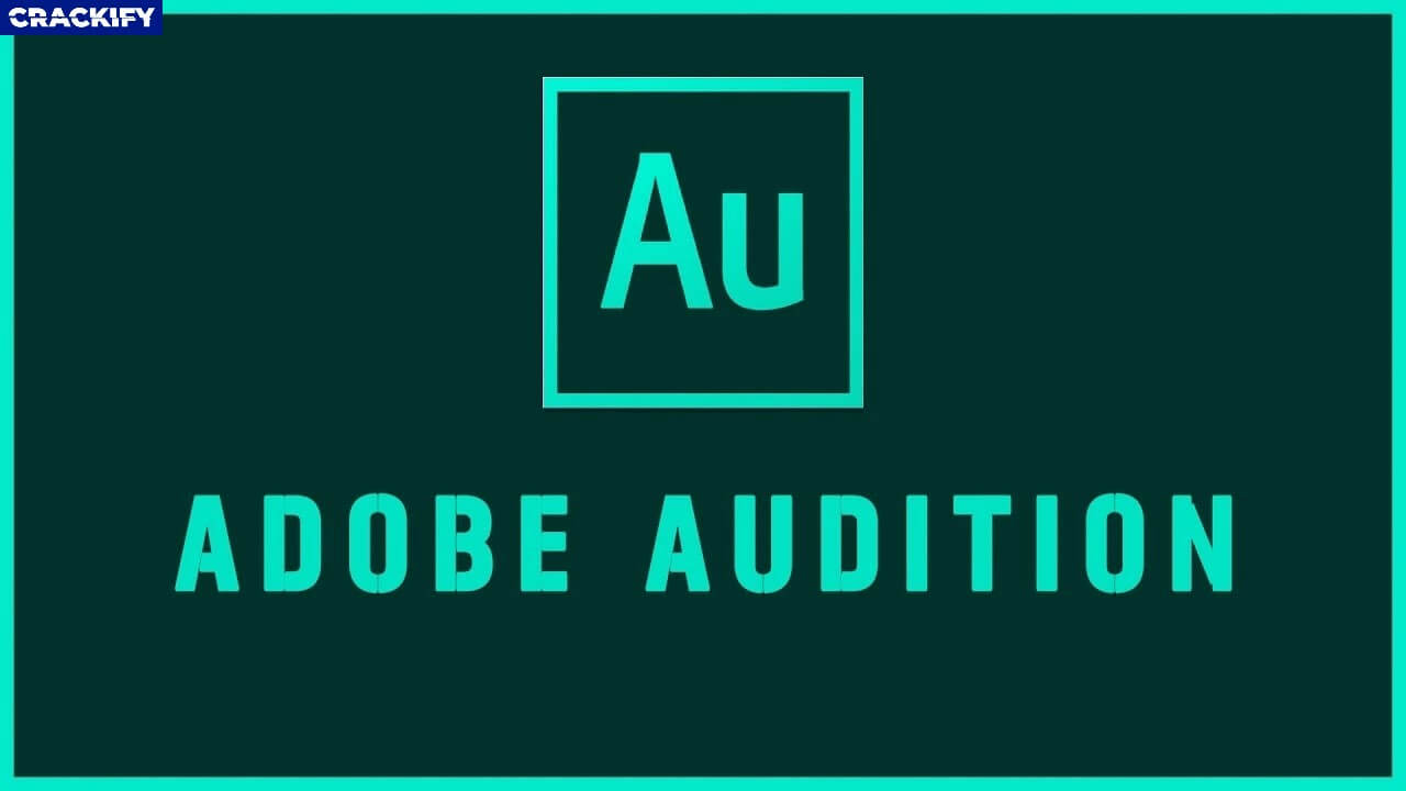 Adobe Audition CC Cover