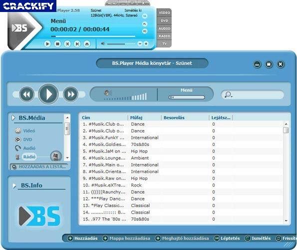 BS.Player Pro Screenshot 1