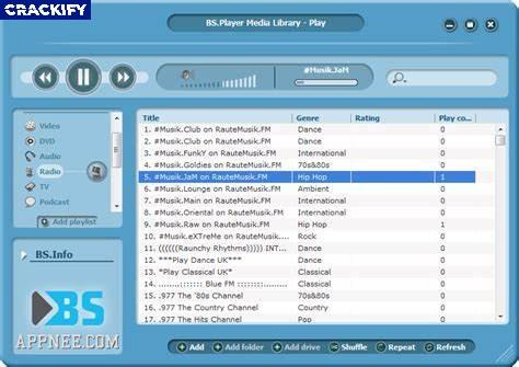 BS.Player Pro Screenshot 2