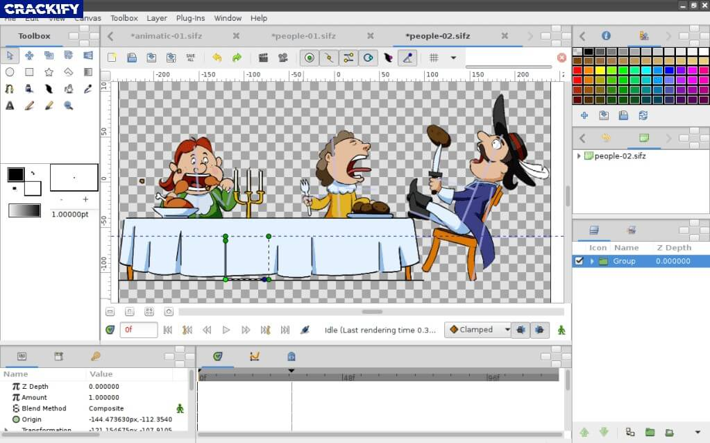 Cartoon Animator Screenshot 2