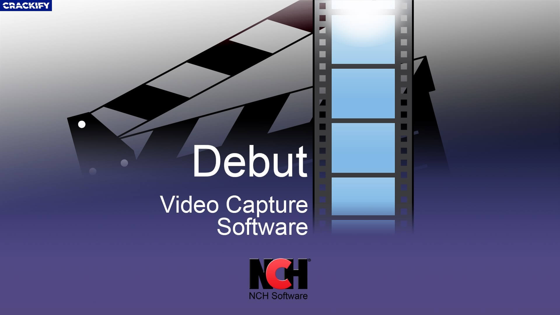NCH Debut Video Capture Software Cover