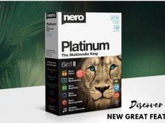 Nero Platinum Suite Cover