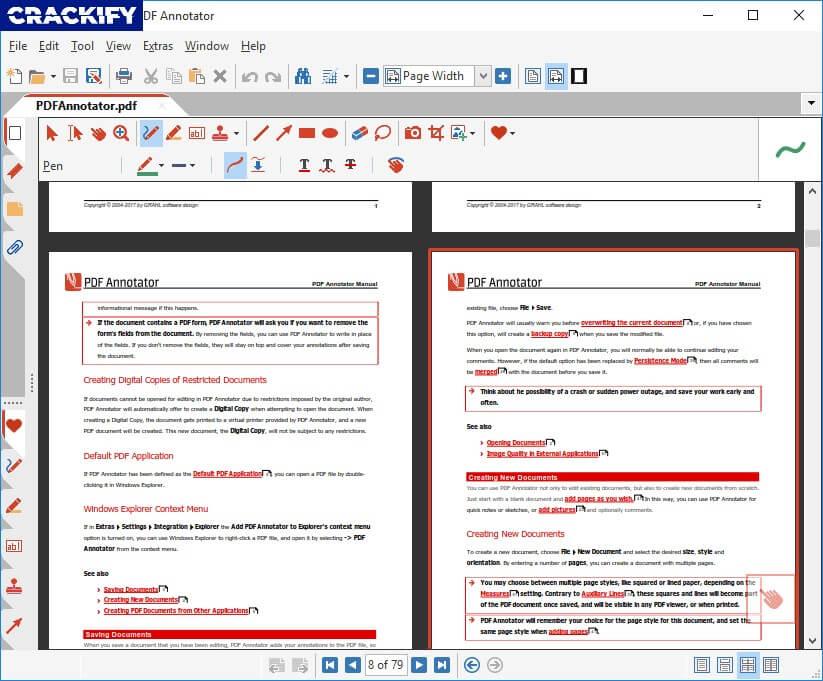 PDF Annotator Screenshot 1