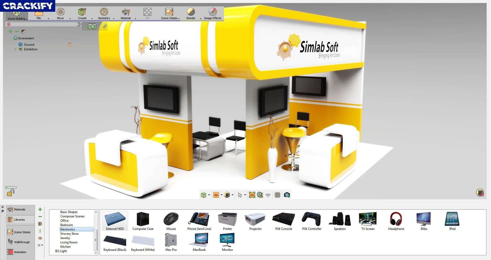 SimLab Composer 10 With Full Crack (x64) Download