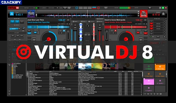 Virtual DJ Pro Infinity Cover