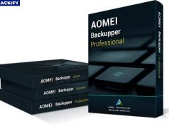 AOMEI Backupper Pro Cover