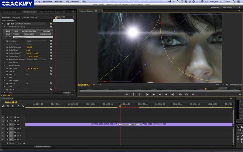 Boris FX Continuum Complete Screenshot