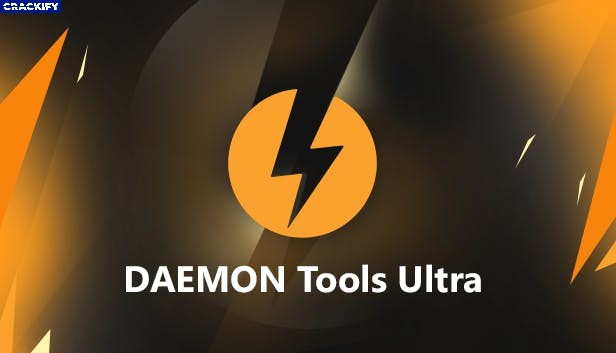 DAEMON Tools Ultra Cover