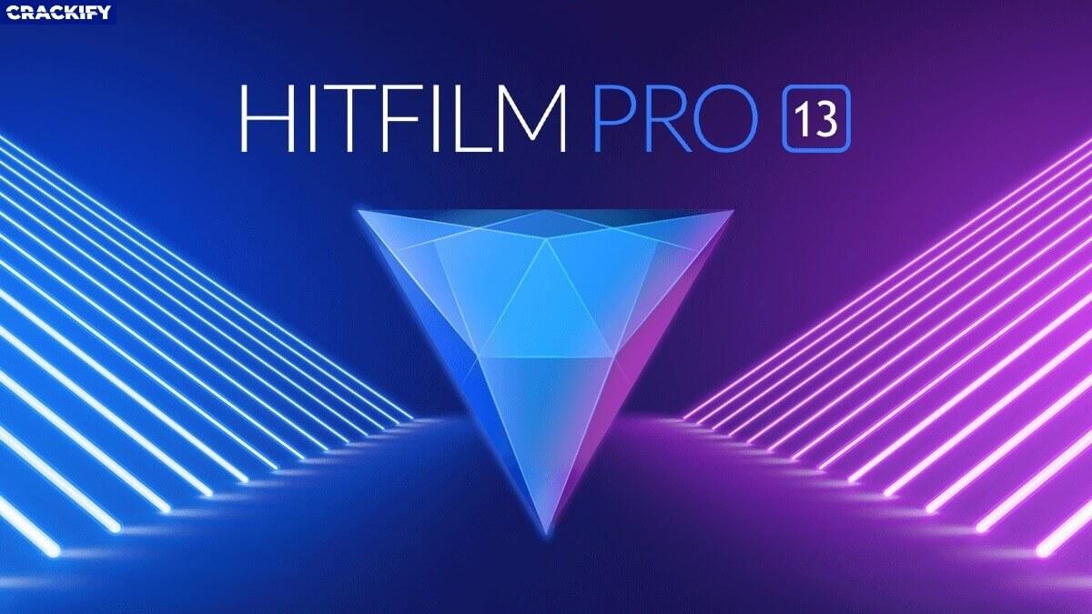 HitFilm Pro Logo