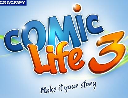 Comic Life Logo