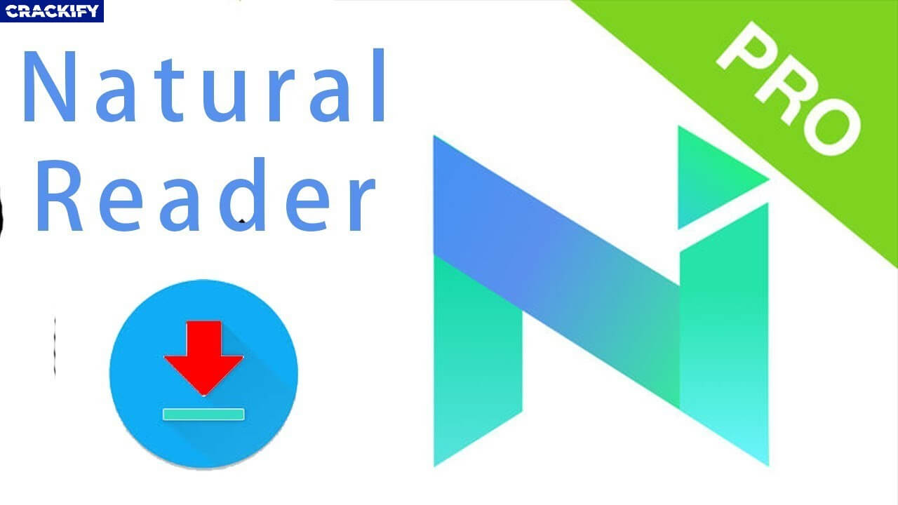 NaturalReader Professional Logo