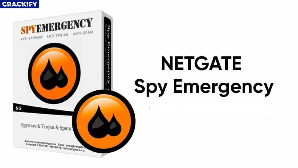 NETGATE Spy Emergency Cover