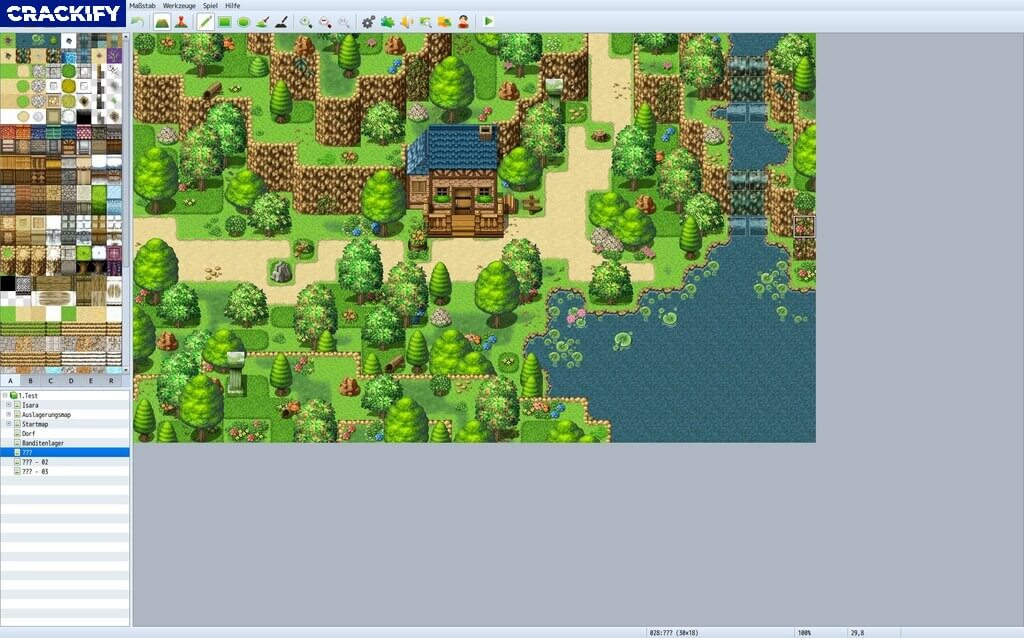 RPG Maker MV Screenshot
