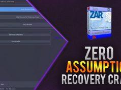 Zero Assumption Recovery Logo